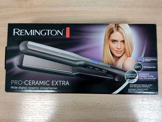 Planchas del pelo anchas Remington cerámica nuevas