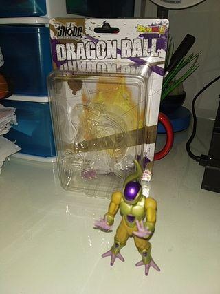 Dragón ball golden Freezer figura shodo