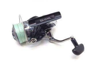 Carrete pesca daiwa ninja 4000a daiwa