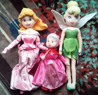 princesas disney peluches