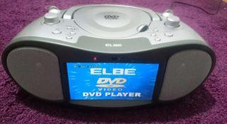 Radio CD/DVD Elbe