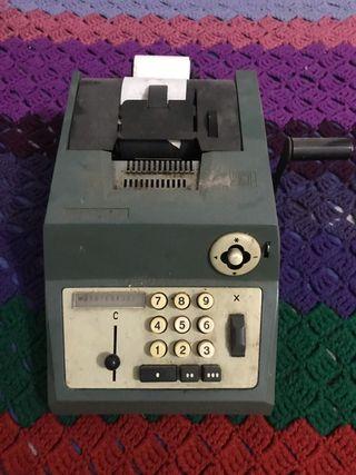 Máquina de escribir registradora