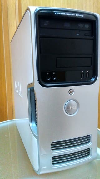 PC DELL DIMENSION E520. ORDENADOR