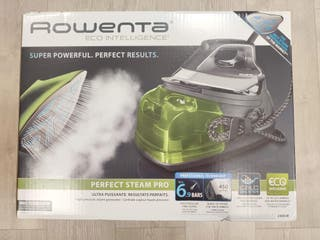 Centro planchado Rowenta Perfect Steam Pro nuevo