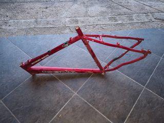 cuadros bici de fibra de carbono