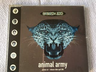 BABYLON ZOO CD SINGLE ANIMAL ARMY