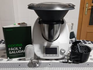 Thermomix tm5 con cookkey