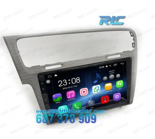 Radio Navegador GPS DVD 10.2 Android 7,1 para Vol