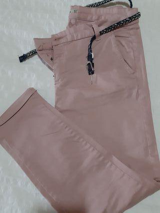 pantalon de verano de chica talla 38