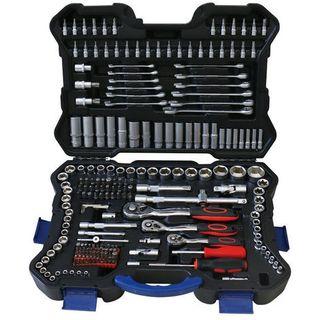 Maleta de herramientas llaves fijas cromo vanadio