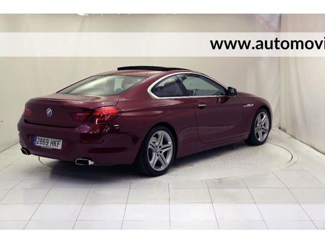 BMW Serie 6 Coupé SERIE 6 650I AUTO
