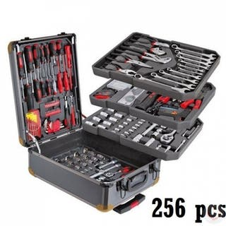 maletin herramientas 256 piezas