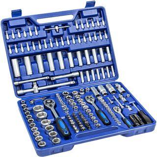 Maletín de herramientas con 171 piezas