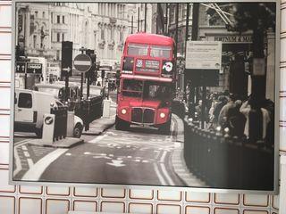 Cuadro ikea Londres