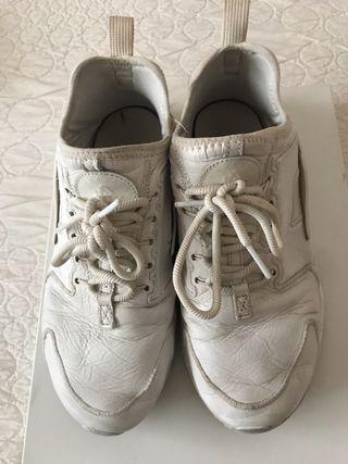 Zapatillas originales Huarache piel