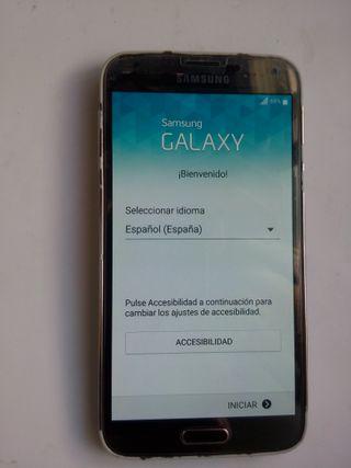 Movil Samsung Galaxy S5