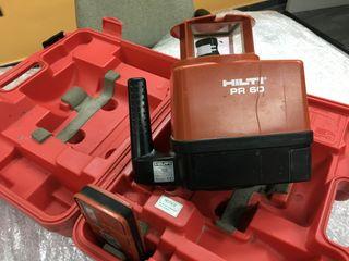 HILTI PR-60 Nivel Laser