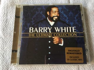 BARRY WHITE C D THE ULTIMATE COLLECTION