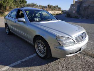 Mercedes-Benz Clase S 320i 228CV GASOLINA 2004