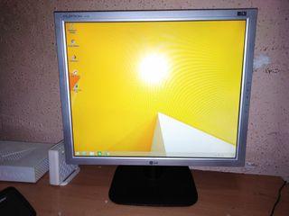 pantalla ordenador LG está nueva 685183900 sólo wa