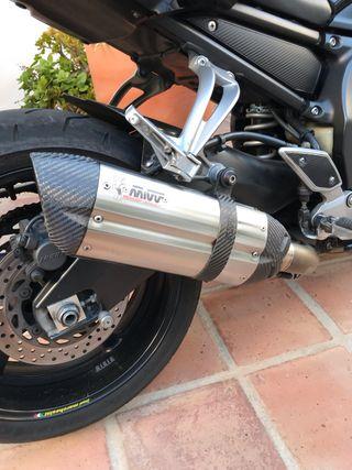 Escape Mivv Yamaha Fz1