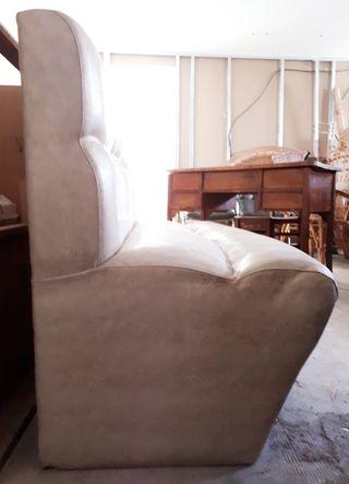 Sillón/ sillones de pared vintage coctelería/bar