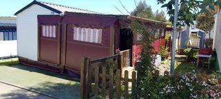 Mobilhome Casa Camping Arenas de Ajo