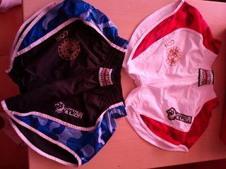 Pantalones Boxeo, muay Thai