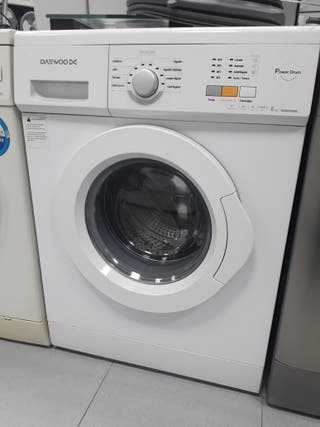 lavadora marca daewoo