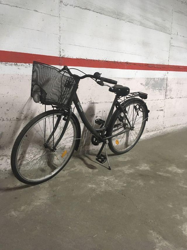 Bicicleta de paseig