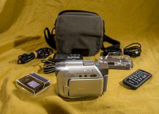 Camara Video sony hc32