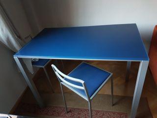 Mesa de cocina extensible marca CANCIO