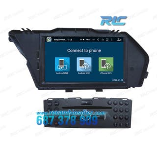 Radio Navegador GPS DVD 7 Android 7,1 para Merced