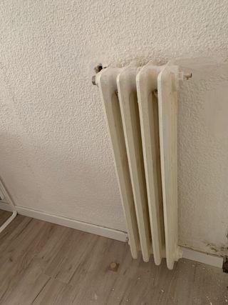 Radiador forja, radiadores hierro forja