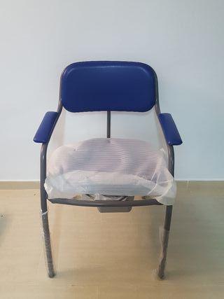 silla cuña
