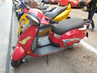 Wottan Victoria 125 cc