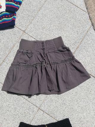 faldas talla s