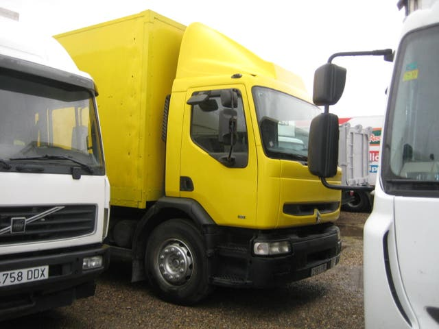 CAMION PAQUETERO 18T