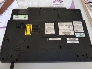 """Portatil Toshiba 15"""""""