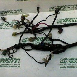Instalación electrica Hyosung Aquila 250