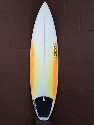 "Tabla de surf Goldbeach 6""3"""