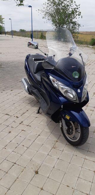 despiece Suzuki Burgman 400 K7