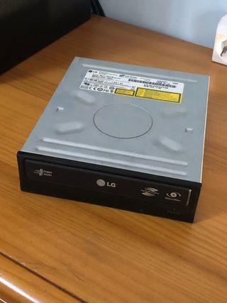 Grabador Lightscribe LG 48X