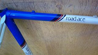 cuadro bicicleta carretera Raleigh Road Race