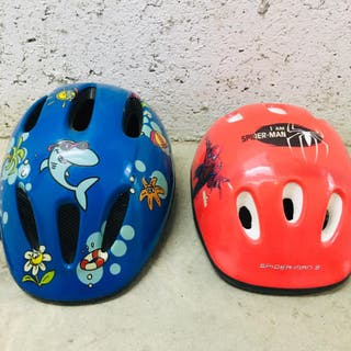 cascos bicicleta para niños