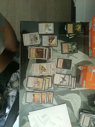 vendo cartas magic