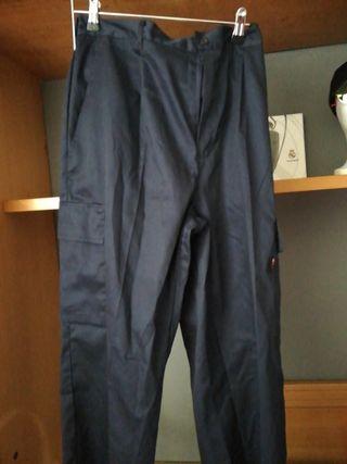 pantalón sin estrenar de trabajo talla 48