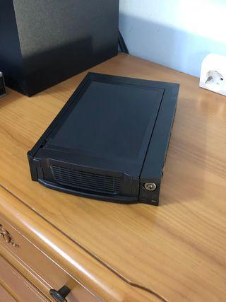 Lector portatil disco duro IDE Externo/Interno