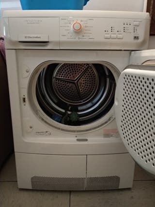 secadora Electrolux condensación