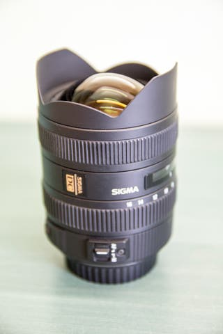 SIGMA 8-16 F4,5-5,6 DC HSM